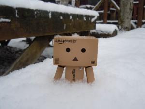 雪のダンボー