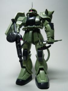 ZAKU II MS-06F