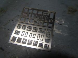 Z-MODELのシートベルセット